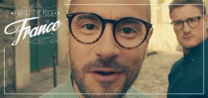 Paul Taylor - WHAT THE FUCK FRANCE - Félix Guimard- Réalisateur série - Director